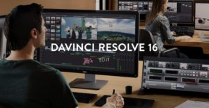 davinci resolve16